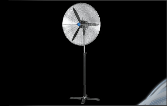 Ανεμιστήρας CoolProTech Τοίχου - Δαπέδου